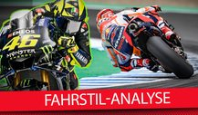MotoGP: Fahrer-Analyse mit dem Riding-Coach