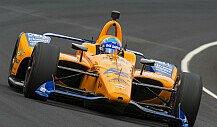 Fernando Alonsos letzter Qualifying-Run beim Indy 500 2019