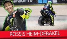 MotoGP Mugello: Was ist mit Rossi los? Der Analyse-Talk
