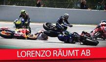 MotoGP Barcelona: Was ist in Lorenzo gefahren? Analyse-Talk