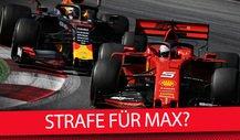 MSM F1 Show: Hätte Verstappen bestraft werden müssen?