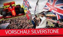 Formel 1 2019: 5 Brennpunkte vor dem Großbritannien GP