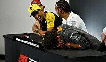 Formel 1 Silverstone: Hinter den Kulissen von McLaren