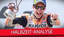 Zerstörer Marquez! Die MotoGP bei Halbzeit - Der Analyse-Talk