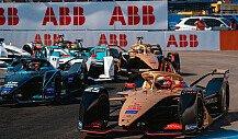 Formel-E-Finale in New York: Rennen 2 in der Zusammenfassung