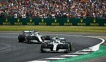 Formel 1, Mercedes erklärt Silverstone-Strategie