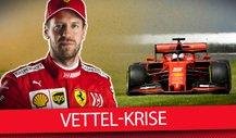 Krisen-Gerüchte: Tritt Sebastian Vettel zurück?