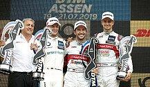 DTM Assen 2019, Sonntags-Rennen: Zusammenfassung und Highlights