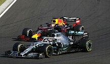 Formel 1 Video: Mercedes erklärt Hamiltons Ungarn-Meisterstück