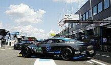 DTM 2019: Aston Martins Kommandostand im Detail