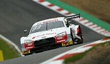 DTM Live-Stream Brands Hatch: Rene Rasts Rennen Onboard