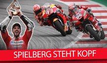 We Love MotoGP! Das Spielberg-Wochenende in der Analyse