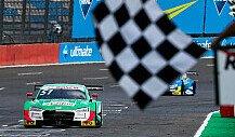 DTM-Video, Lausitzring: Zusammenfassung des Samstags-Rennens