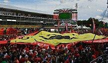 Formel 1 Video: Die schönsten Ferrari-Bilder aus Monza