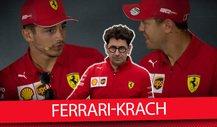 Leclerc vs. Vettel: Kommt es zum großen Knall bei Ferrari?