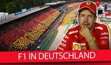 Formel 1: Wie gehts mit der F1 in Deutschland weiter?