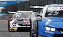 DTM Nürburgring Live-Stream: Rennen 1 mit BMW Onboard