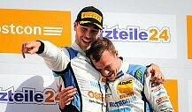 ADAC GT Masters 2019: Niederhauser und van der Linde jubeln