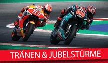 MotoGP Misano: Emotionales Duell MM vs FQ - Analyse-Talk