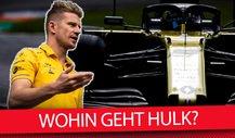 Formel 1 2020: Bekommt Hülkenberg noch ein F1-Cockpit?