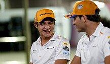 Formel 1: Kurioser Jahresrückblick mit Norris & Sainz
