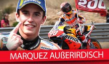 MotoGP Aragon: Marquez spielt mit den Gegnern - Analyse-Talk
