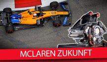 Formel 1 2021: McLaren mit Mercedes zurück zu altem Glanz?