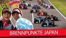 Formel 1 2019: 5 Brennpunkte vor dem Japan GP