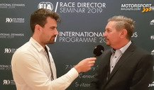 Formel 1 Video: FIA Chef-Steward Gerd Ennser im Interview