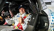 DTM: Emerson Fittipaldi fährt Audi-Renntaxi in Hockenheim