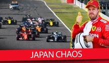 Japan GP: Warum bekam Vettel keine Strafe für den Frühstart?