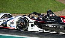 Formel E 2019: Porsches gesamter Weg in die Elektro-Rennserie
