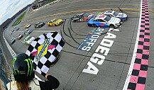 NASCAR Fotofinish: Die knappsten Zieleinläufe aller Zeiten