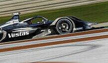 Formel E 2019 im Sound-Check: So klingen Mercedes und Porsche