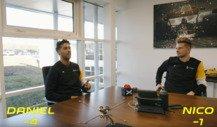 Formel-1-Video: Ricciardo & Hülkenberg versagen im Renault-Quiz
