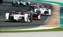 Formel E 2021 Valencia: Livestream zum 2. Training heute