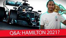 Formel 1 Q&A: Verlässt Lewis Hamilton Mercedes 2021?