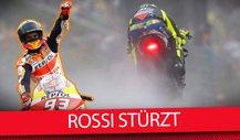 Deshalb steckt Rossi in der Krise - MotoGP-Analyse Motegi