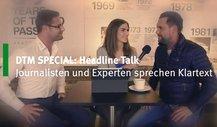 DTM 2019 - Technik-Special: Schaeffler Headline Talk