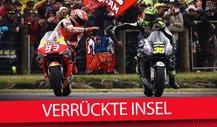 MotoGP Phillip Island: Marquez biegt Vinales, Lorenzo desaströs