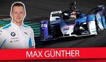 Max Günther über Formel E 2019: Stärkstes Fahrerfeld der Welt