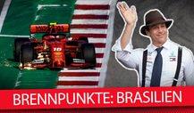 Formel 1 2019: 5 Brennpunkte vor dem Brasilien GP