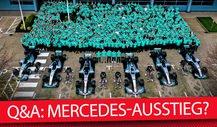 Q&A: Steigt Mercedes Ende 2020 aus der Formel 1 aus?
