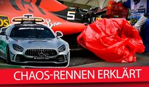 Formel 1, Chaos in Interlagos: Was war bei Ferrari los?