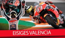 MotoGP im Winter: Kälte beeinträchtigt Finale - Video-Analyse