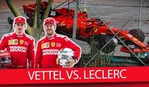Formel 1 Krach: Vettel vs. Leclerc Eskaliert das Duell erneut?