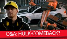 Formel 1 Q&A: Gelingt Nico Hülkenberg ein F1-Comeback?