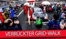 DTM & Super GT in Fuji: Der verrückteste Grid-Walk 2019