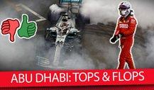 Formel 1 2019: Tops & Flops aus Abu Dhabi