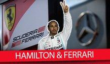 Formel 1 Q&A: Lewis Hamilton zu Ferrari - Was ist dran?